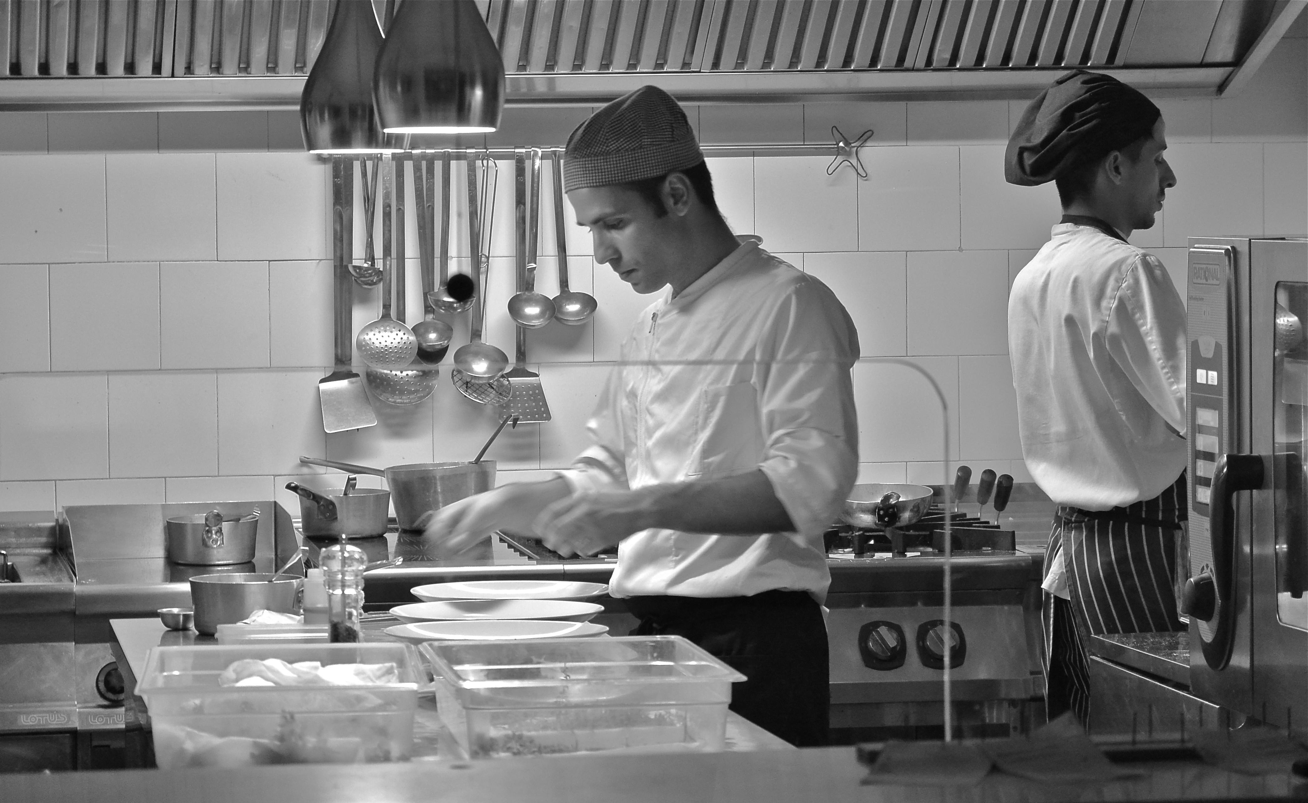 Chef Davide